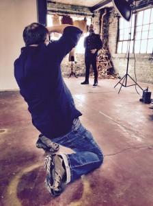 Photo of Colin in Action : Julia Douglas