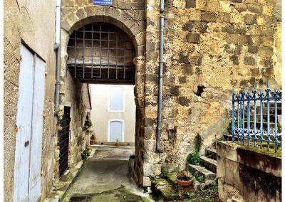 Moncrabeau in Lot-et-Garonne
