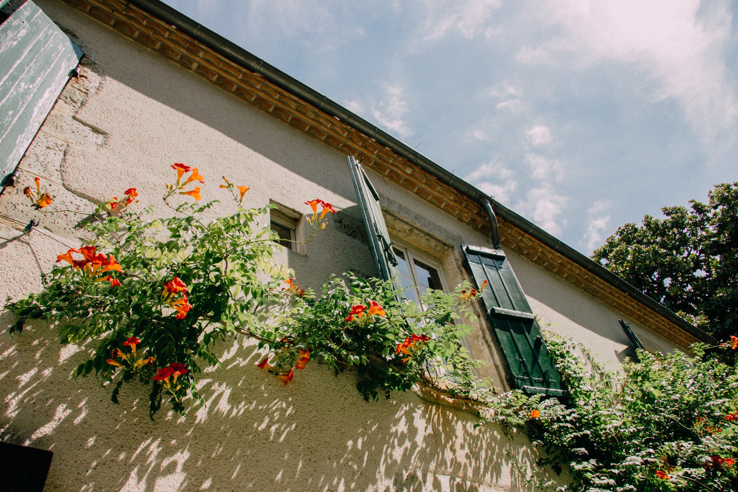 Residencies in the South of France