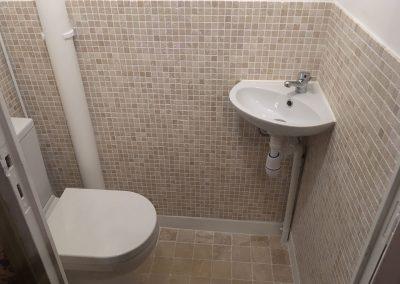 Studio Faire Downstairs toilet