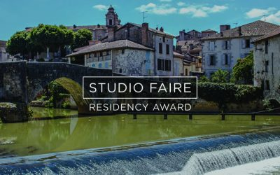 Residency Award 2019 Announced