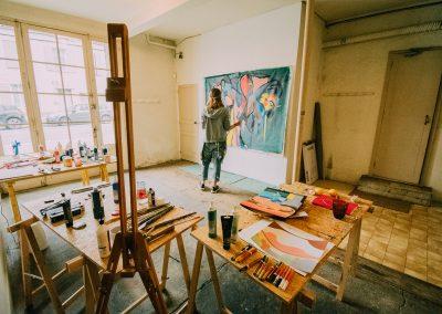Studio Faire, The 'Garage' Studio (Wendy)